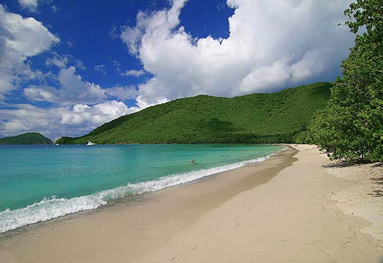 Francis Bay Beach - St. John, U.S. Virgin Islands